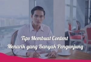 Tips Membuat Content Menarik yang Banyak Pengunjung | TopKarir.com