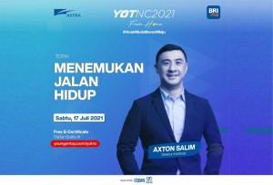 Menentukan Jalan Hidup Bersama Axton Salim | TopKarir.com