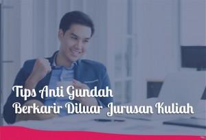 Tips Anti Gundah Berkarir Diluar Jurusan Kuliah | TopKarir.com