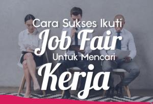 Cara Sukses Ikuti Job Fair Untuk Mencari Kerja | TopKarir.com