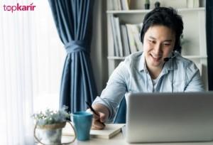 Kerja di Rumah saat PPKM Jadi Lebih Fokus dan Nyaman, Ikuti Tips Ini | TopKarir.com